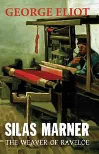 Silas MARNER, George Eliot обложка-превью