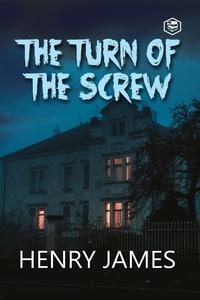 The Turn of the Screw, Henry James обложка-превью
