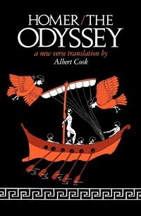 The Odyssey, Homer, Albert Cook обложка-превью