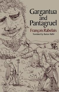 Gargantua and Pantagruel, Francois Rabelais обложка-превью