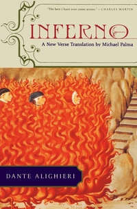Inferno: A New Verse Translation, Dante Alighieri обложка-превью