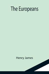 The Europeans, Henry James обложка-превью