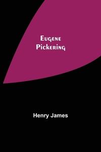 Eugene Pickering, Henry James обложка-превью