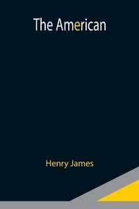 The American, Henry James обложка-превью