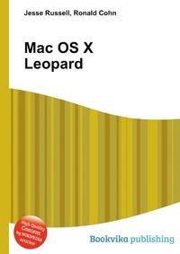 Jesse Russel, Ronald Cohn Mac OS X Leopard